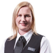 Kirsty Ross - Funeral Director