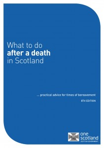 Death Scotland cover
